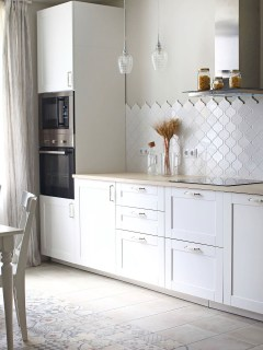 Affordable Kitchen Wall Tile Design Ideas To Try Right Now 21