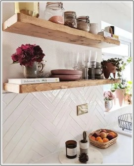Affordable Kitchen Wall Tile Design Ideas To Try Right Now 24