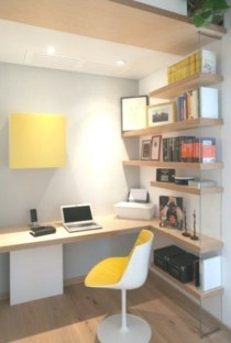Astonishing Small Home Office Design Ideas To Try Today 05