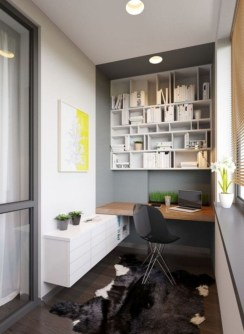 Astonishing Small Home Office Design Ideas To Try Today 22