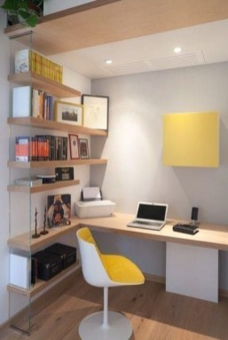 Astonishing Small Home Office Design Ideas To Try Today 25