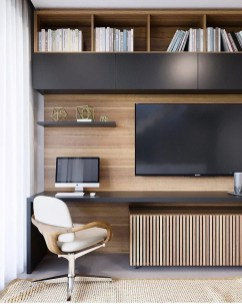 Astonishing Small Home Office Design Ideas To Try Today 47