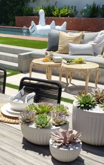 Beautiful Indoor And Outdoor Beach Dining Spaces Ideas To Copy Asap 13