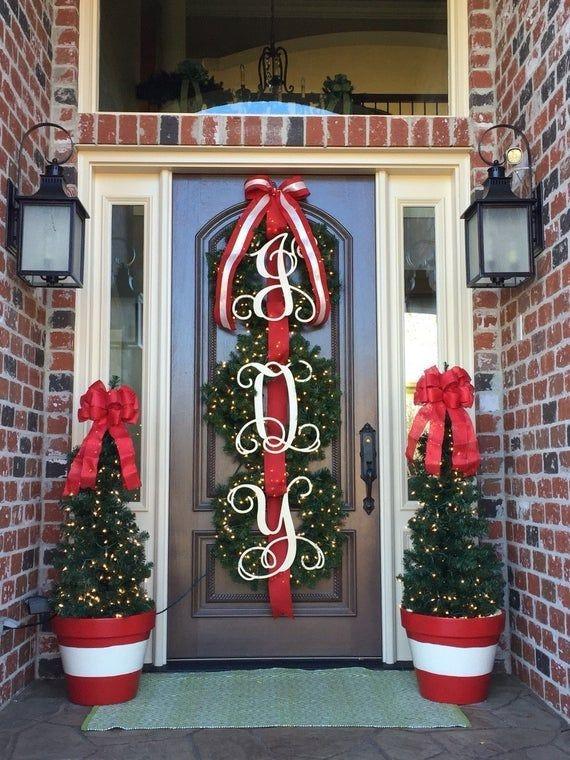 Cozy Outdoor Christmas Decor Ideas To Have Asap 38