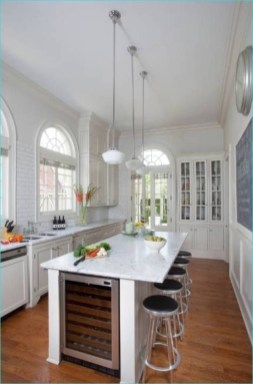 Creative Kitchen Island Design Ideas For Your Home 06