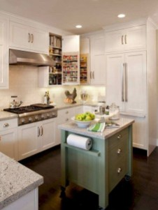 Creative Kitchen Island Design Ideas For Your Home 22
