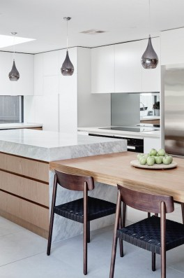 Creative Kitchen Island Design Ideas For Your Home 24
