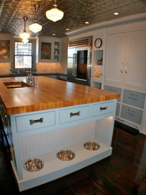 Creative Kitchen Island Design Ideas For Your Home 34