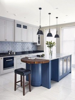 Creative Kitchen Island Design Ideas For Your Home 41