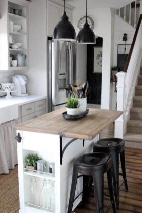 Creative Kitchen Island Design Ideas For Your Home 45