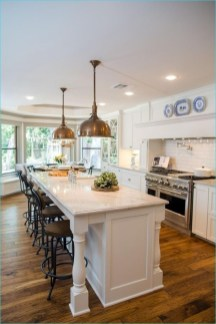 Creative Kitchen Island Design Ideas For Your Home 49