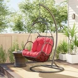 Creative Swing Chairs Garden Ideas That Looks Adorable 11