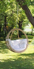 Creative Swing Chairs Garden Ideas That Looks Adorable 33