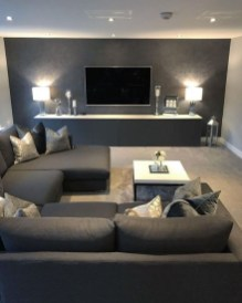 Cute Living Room Design Ideas For You To Create 04