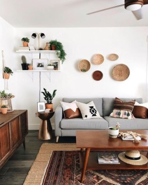 Cute Living Room Design Ideas For You To Create 16