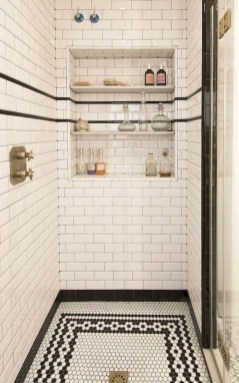 Enjoying Small Bathroom Floor Tile Design Ideas To Inspire You 17
