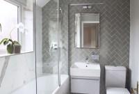 Enjoying Small Bathroom Floor Tile Design Ideas To Inspire You 40