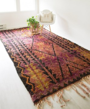Fancy Colorful Moroccan Rugs Decor Ideas That You Need To Know 36