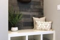 Latest Diy Storage Bench Design Ideas For Your Unique Living Room Decoration 25