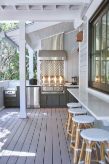 Luxury Outdoor Kitchen Design Ideas That Brings A Cleaner Looks 19