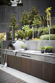 Luxury Outdoor Kitchen Design Ideas That Brings A Cleaner Looks 21