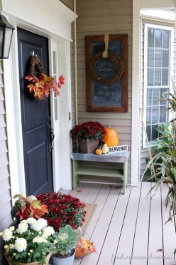 Newest Home Outdoor Decoration Ideas For Enjoying Your Days 24