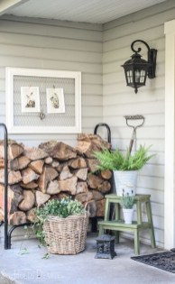 Newest Home Outdoor Decoration Ideas For Enjoying Your Days 40