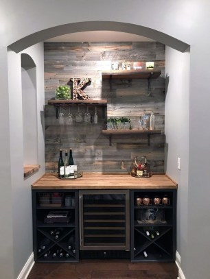 Popular Home Mini Bar Kitchen Designs Ideas To Have Asap 16