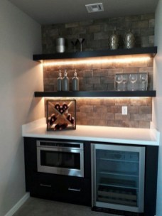 Popular Home Mini Bar Kitchen Designs Ideas To Have Asap 32