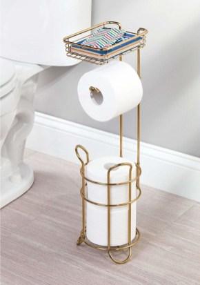 Pretty Bathroom Accessories Design 26