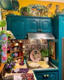 Pretty Bohemian Style Decorating Ideas For New And Reliable Inspirations 01