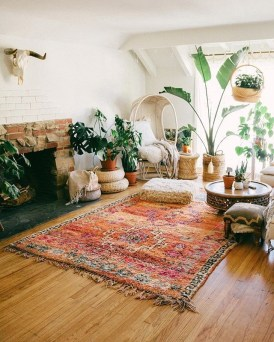 Pretty Bohemian Style Decorating Ideas For New And Reliable Inspirations 09