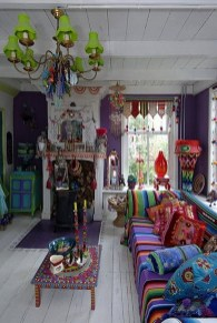 Pretty Bohemian Style Decorating Ideas For New And Reliable Inspirations 14