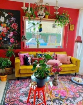Pretty Bohemian Style Decorating Ideas For New And Reliable Inspirations 17