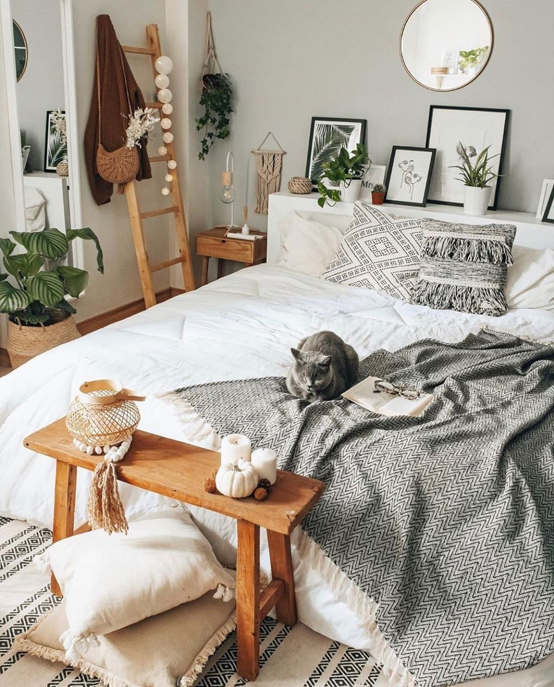 Pretty Bohemian Style Decorating Ideas For New And Reliable Inspirations 18