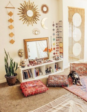 Pretty Bohemian Style Decorating Ideas For New And Reliable Inspirations 25