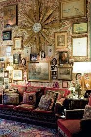 Pretty Bohemian Style Decorating Ideas For New And Reliable Inspirations 31