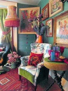 Pretty Bohemian Style Decorating Ideas For New And Reliable Inspirations 32