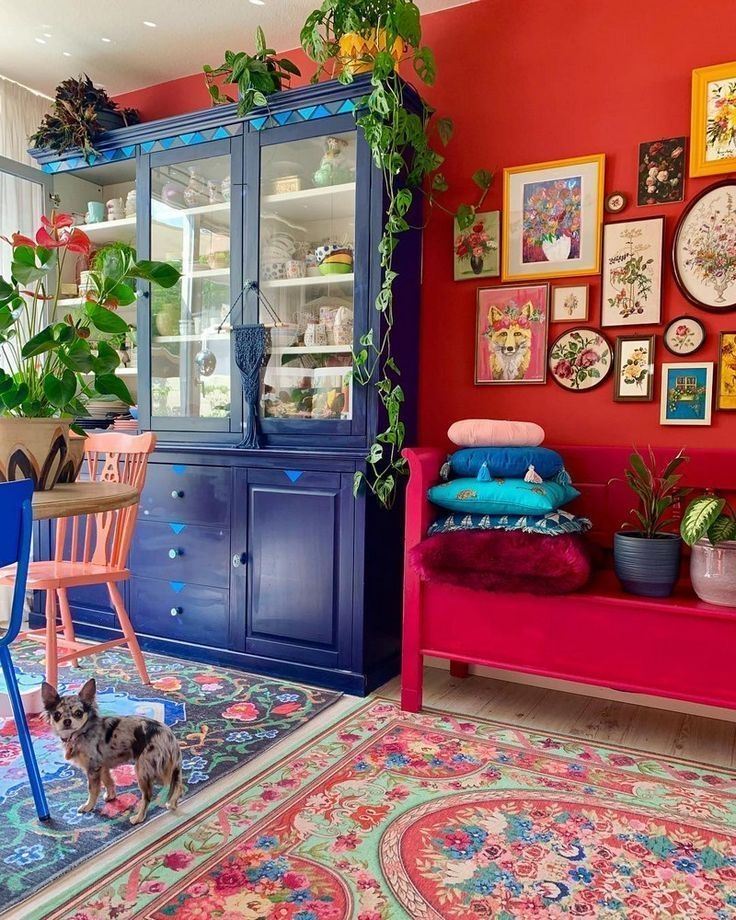 Pretty Bohemian Style Decorating Ideas For New And Reliable Inspirations 33