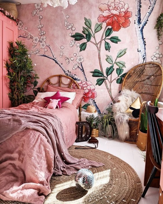 Pretty Bohemian Style Decorating Ideas For New And Reliable Inspirations 37