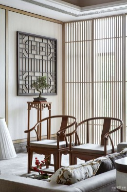 Pretty Chinese Living Room Decor Ideas To Try Asap 27