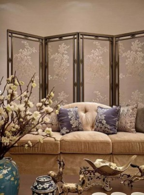 Pretty Chinese Living Room Decor Ideas To Try Asap 44