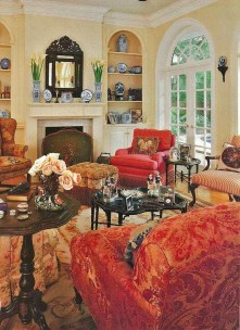Pretty Chinese Living Room Decor Ideas To Try Asap 49