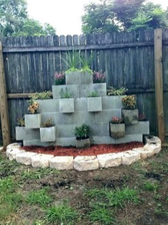 Relaxing Diy Concrete Garden Boxes Ideas To Make Your Home Yard Looks Awesome 03