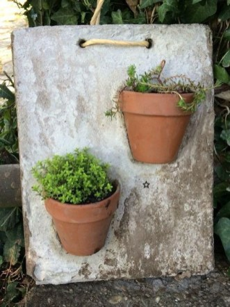 Relaxing Diy Concrete Garden Boxes Ideas To Make Your Home Yard Looks Awesome 13