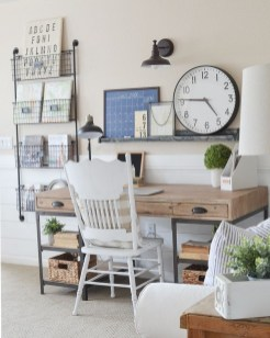 Unique Small Home Office Design Ideas To Try Asap 05