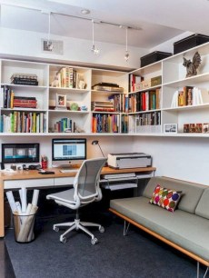 Unique Small Home Office Design Ideas To Try Asap 10