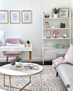 Unique Small Home Office Design Ideas To Try Asap 32