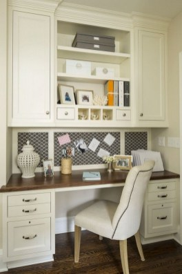 Unique Small Home Office Design Ideas To Try Asap 43