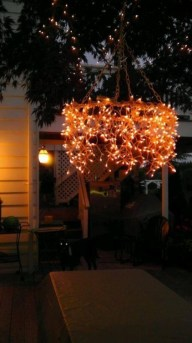 Adorable Diy Light Design Ideas For Stunning Home Outdoor 19